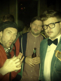 #Vlomo11 Day 21, The Hipster Party